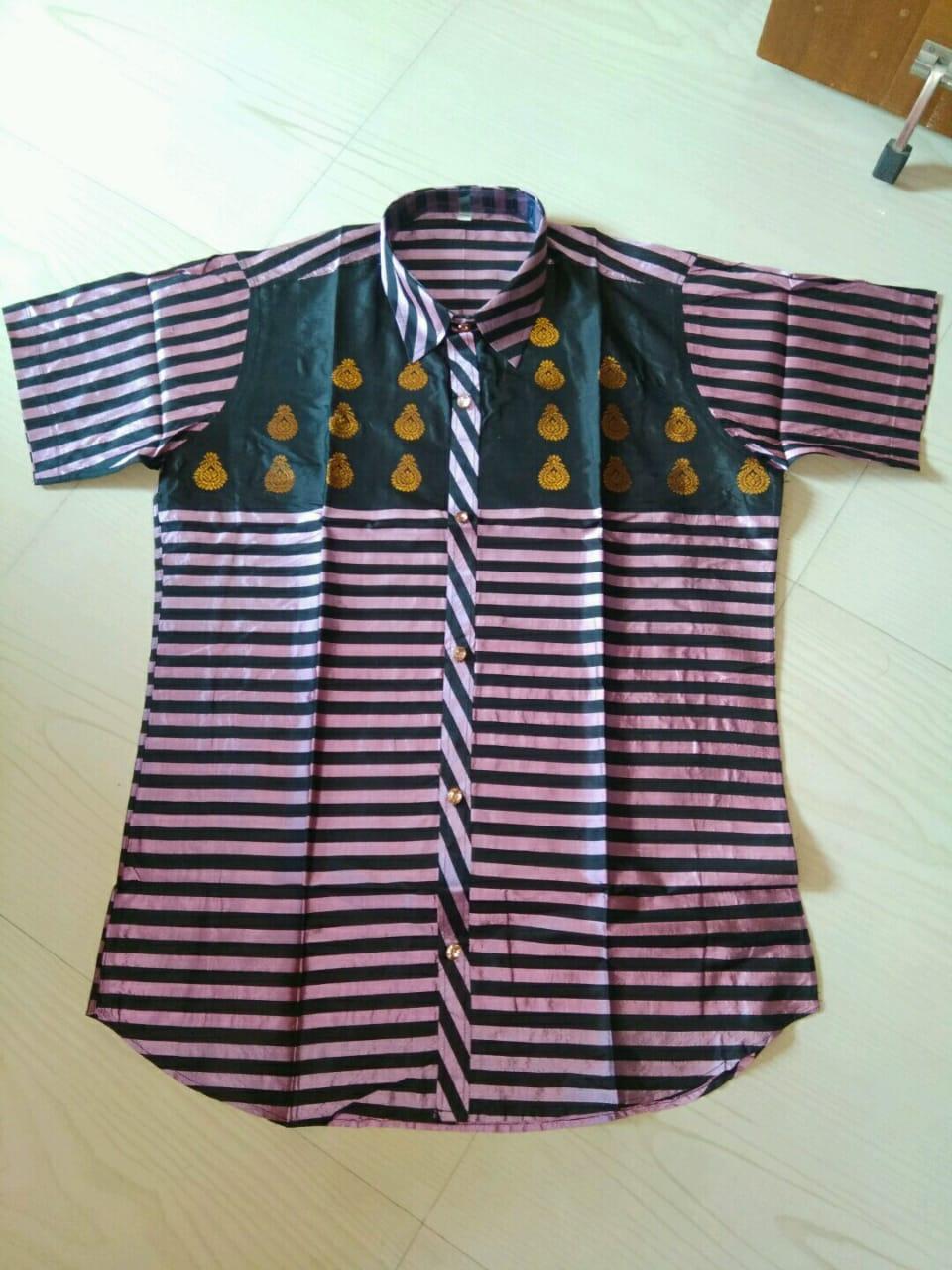 Assamese traditional shirt