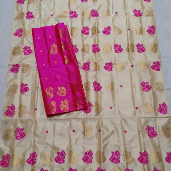 Assam Silk - Assamese paat