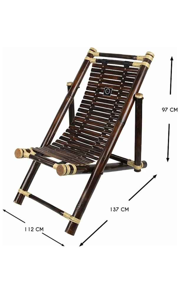 Bamboo Relaxing Chair